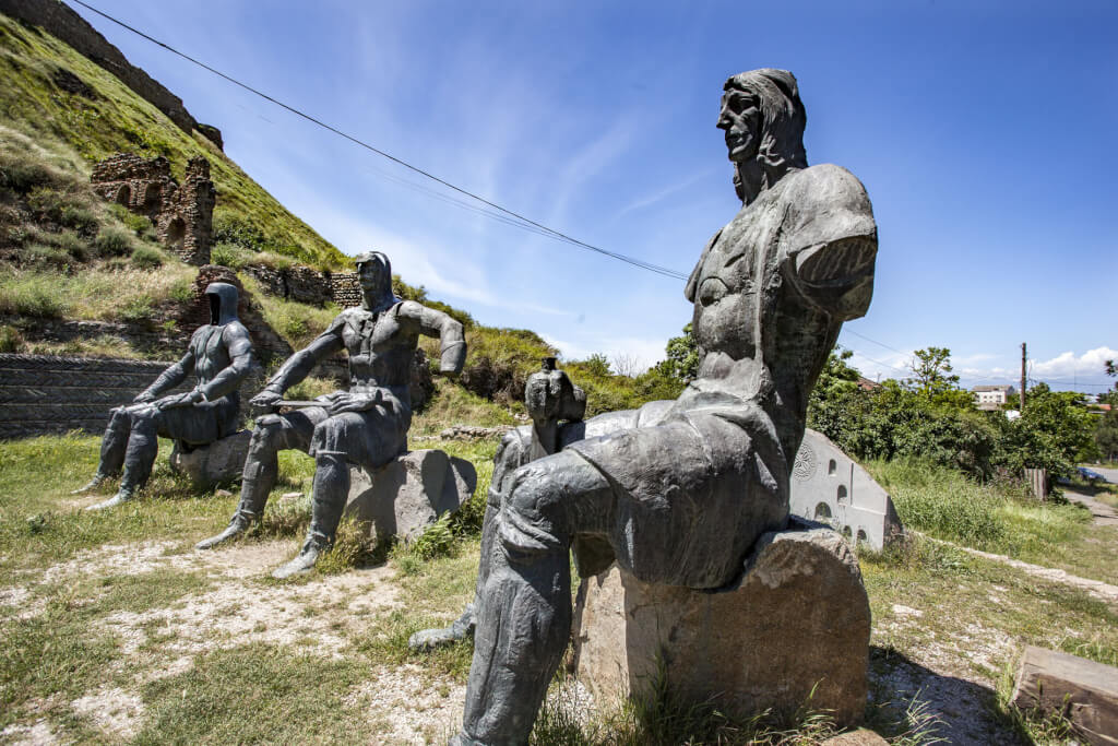 Gori - památník, Kutais, Mtshketa