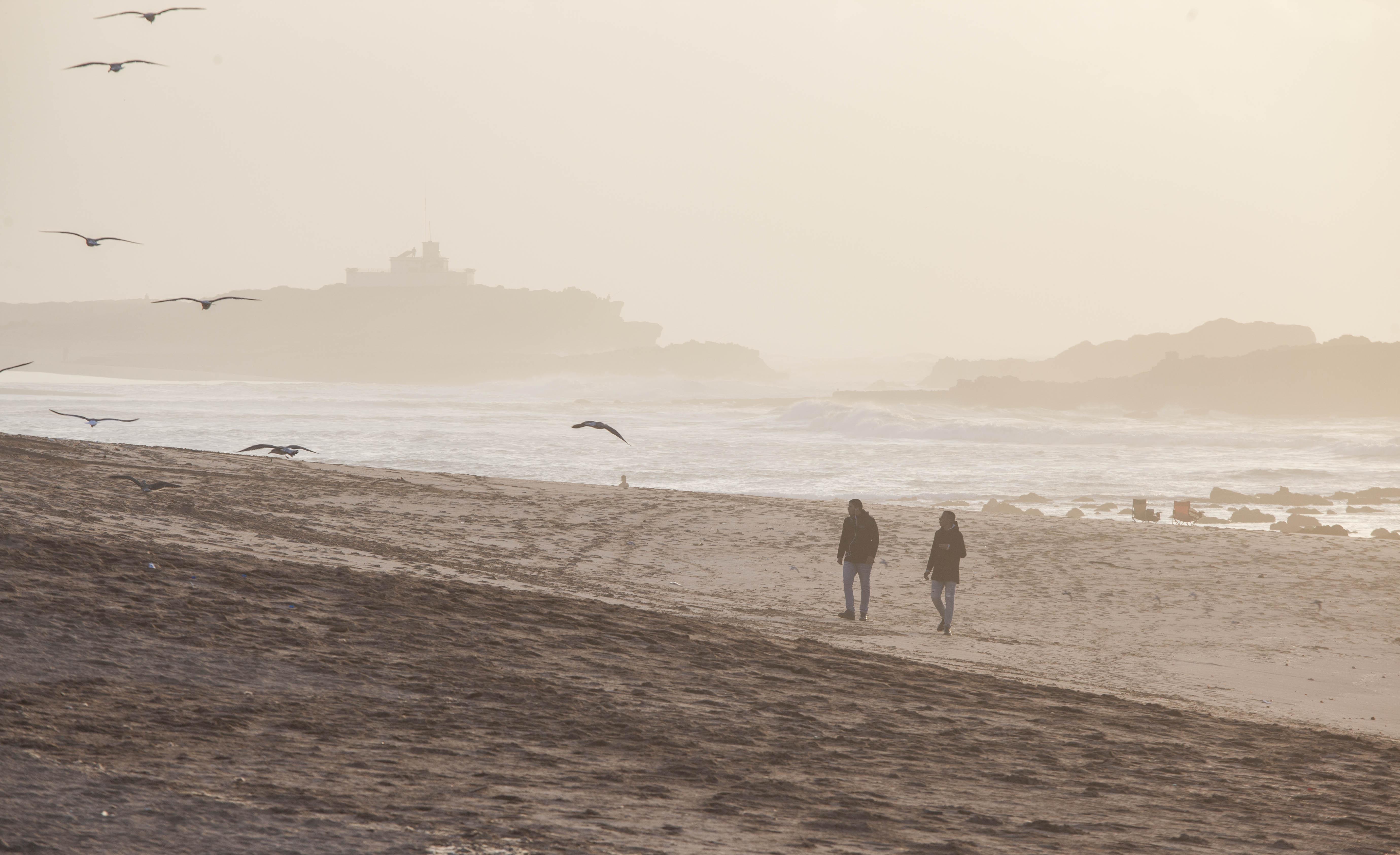 Pláž u Oualidia